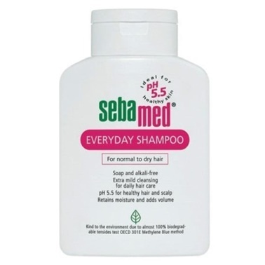 Sebamed Sebamed Şampuan Günlük Kullanım 400 Ml Renksiz